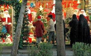 Christmas in Tehran 2