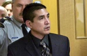 "Homicidal ex-RCMP employee Benjamin ""Monty"" Robinson"