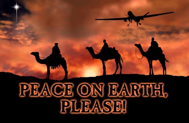 PeaceOnEarthPlease