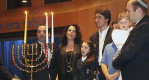 israel - Justin Trudeau