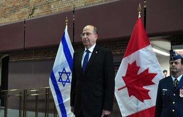 israel - Rob Nicholson