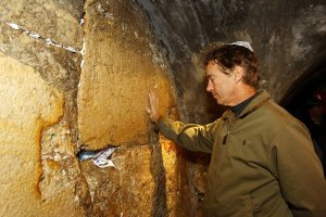Rand Paul Wailing Wall