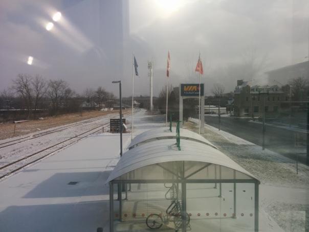 Niagara Falls VIA Station