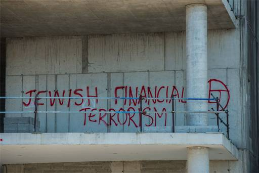 Jew Financial Terrorism