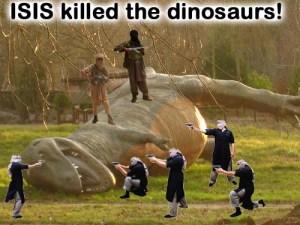 ISISkilledthedinosaurs