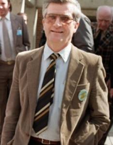 Jim Keegstra CBC 1985