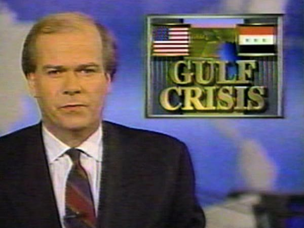 Peter Mansbridge Gulf Crisis Spectator Tribune
