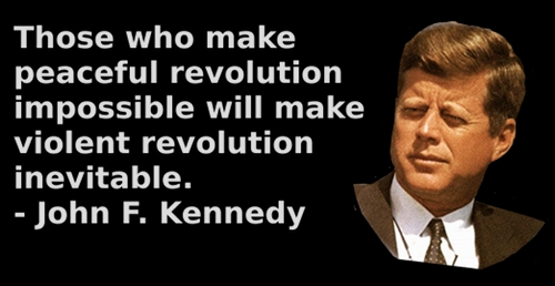 JFK Revolution