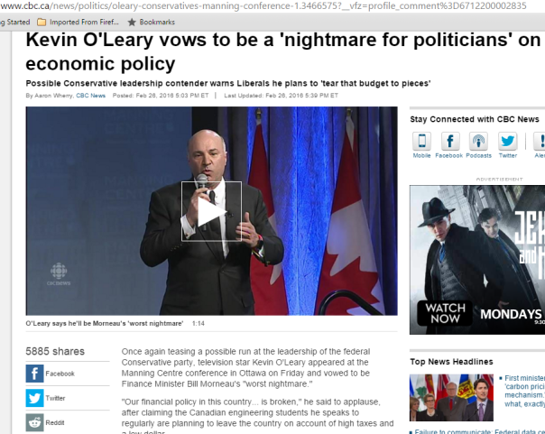2016-03-04 08_19_18-Kevin O'Leary vows to be a 'nightmare for politicians' on economic policy - Poli