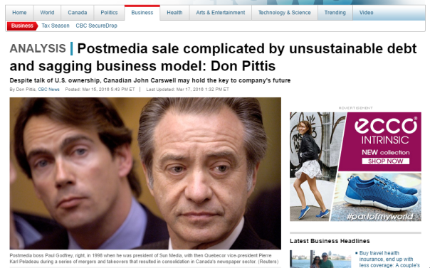 2016-03-20 05_26_12-Postmedia sale complicated by unsustainable debt and sagging business model_ Don