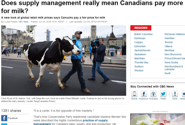 2016-06-10 10_55_04-Does supply management really mean Canadians pay more for milk_ - Canada - CBC N