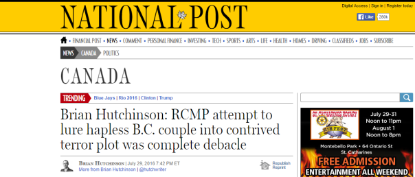 2016-07-30 04_15_47-Brian Hutchinson_ RCMP attempt to lure hapless B.C. couple into contrived terror