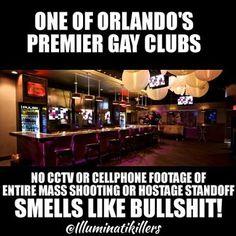 Orlando Omar Mateen Club Smells Like Bullshit