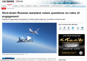 2016-08-05 10_15_03-Shot-down Russian warplane raises questions on rules of engagement - World - CBC