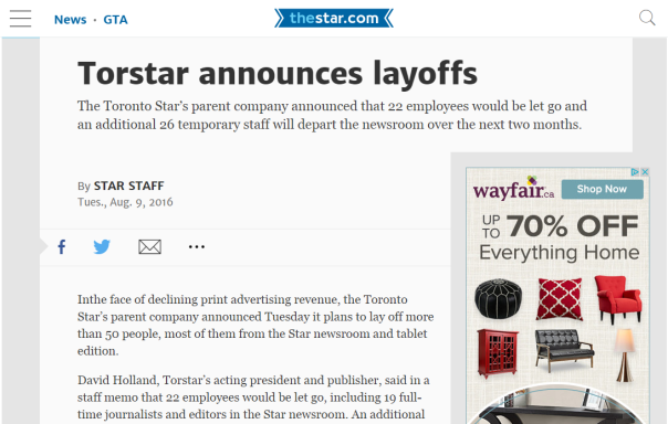 2016-08-10 02_58_14-Torstar announces layoffs _ Toronto Star