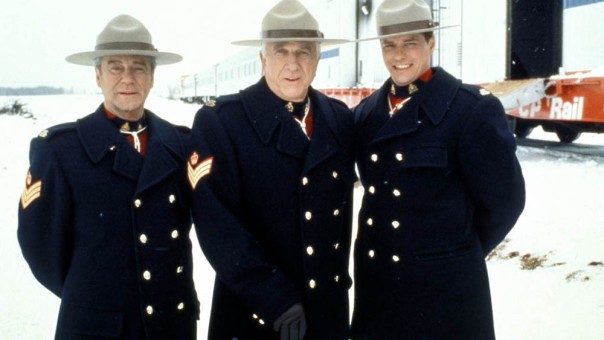 Gordon Pinsent Leslie Nielsen Paul Gross