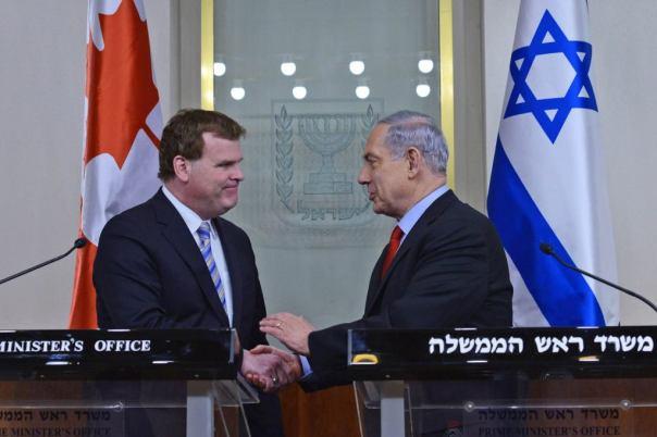 John Baird israel