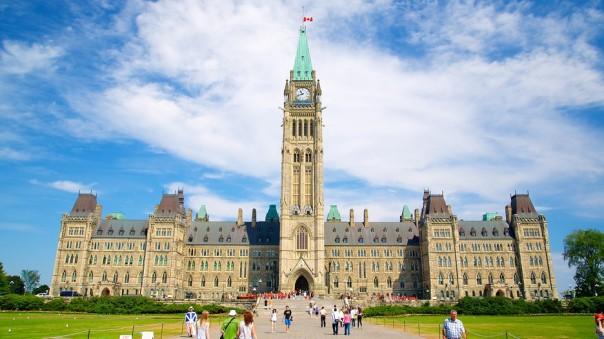 Parliament Hill Ottawa Ontario