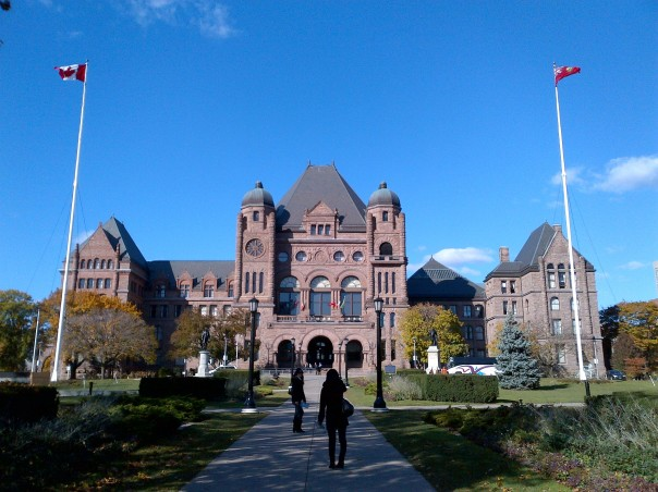 Queen's Park Toronto