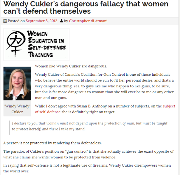 2016-09-03 04_27_16-Wendy Cukier's dangerous fallacy that women can't defend themselves _ Christophe