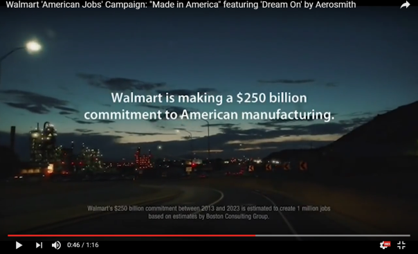 2017-07-14 10_57_11-Walmart 'American Jobs' Campaign_ _Made in America_ featuring 'Dream On' by Aero